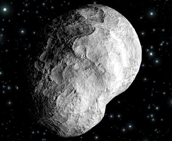 Asteroid 2021 Juli